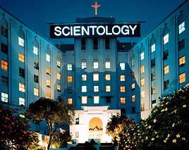 Raid a la Iglesia de la Cienciologia